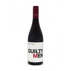 Guilty Men Red 2016 - Malivoire